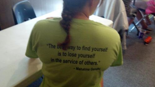 ServiceShirt